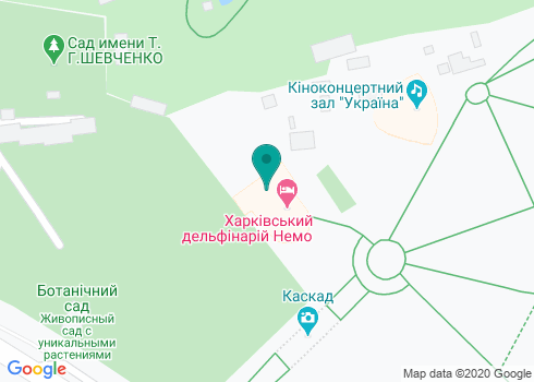 Фитнес-клуб «Nemo FIT & SPA» на карте