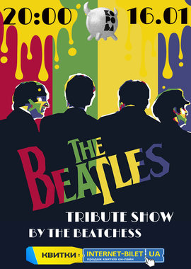 The Beatles. Tribute show by The Beatchess